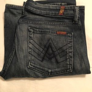 Seven for All Man Kind jeans size 27